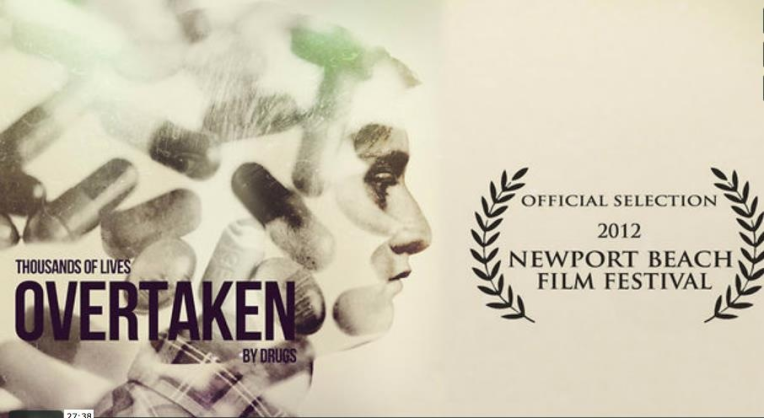 Overtaken was an official selection of the Newport Beach Film Fest in 2012