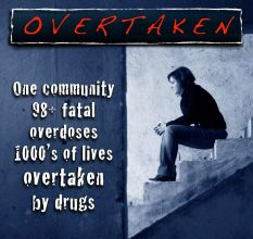 Overtaken specifically addresses users in Orange County, CA